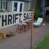 Sign Up for the 2018 Neighborhood Thrift Sale!