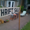 Annual Neighborhood Thrift Sale: May 21