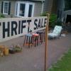 Annual Neighborhood Thrift Sale: May 21