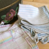 For a Greener Hill: Homemade Handkerchiefs