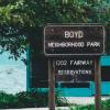 'Boyd Park Plus' Continues