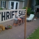 May 19: Eastside Hill Neighborhood Thrift Sale 2018