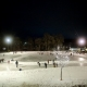 A Winter Treasure: The Boyd Park Skating Rink