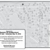 2018 Neighborhood Thrift Sale Map!